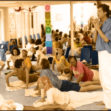 White Tantra and Laya Yoga {Video}